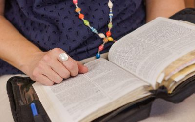 Reading the Bible in Preparation for Teaching