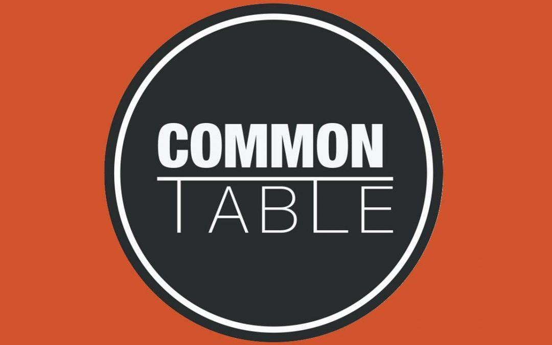 Common Table with Pastor Emily Begins February 12