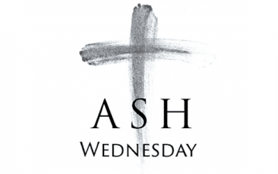 Ash Wednesday Service Ushers in Lent