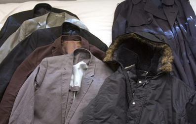 Palm Sunday Coat Collection