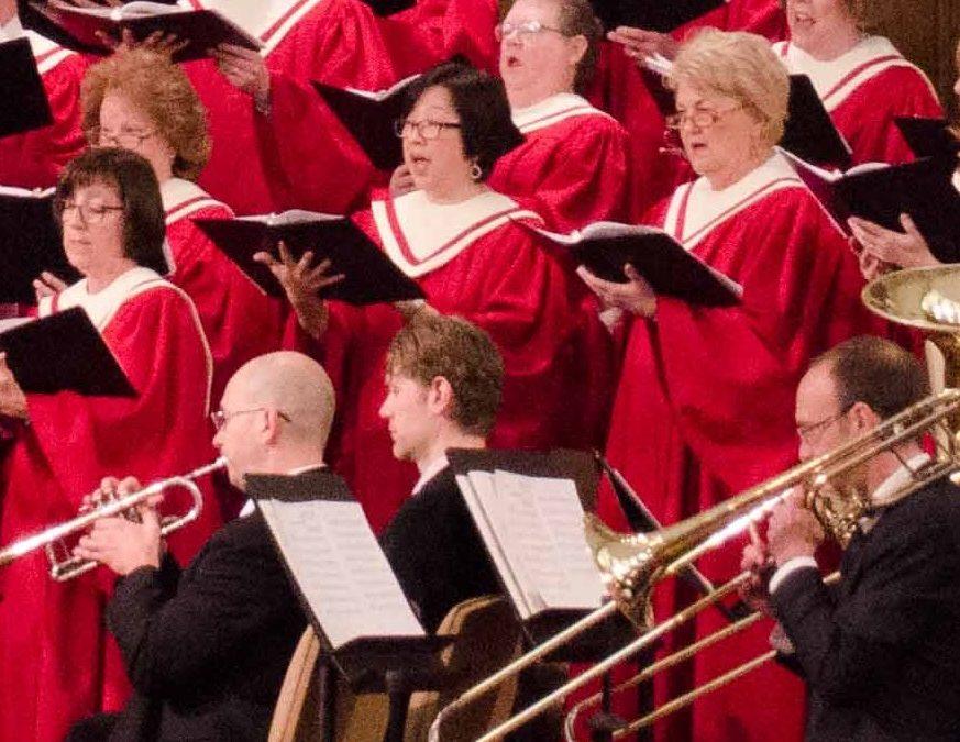 Church Celebrates Pentecost Sunday, May 20