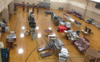 Churchwide Auction is this Saturday!