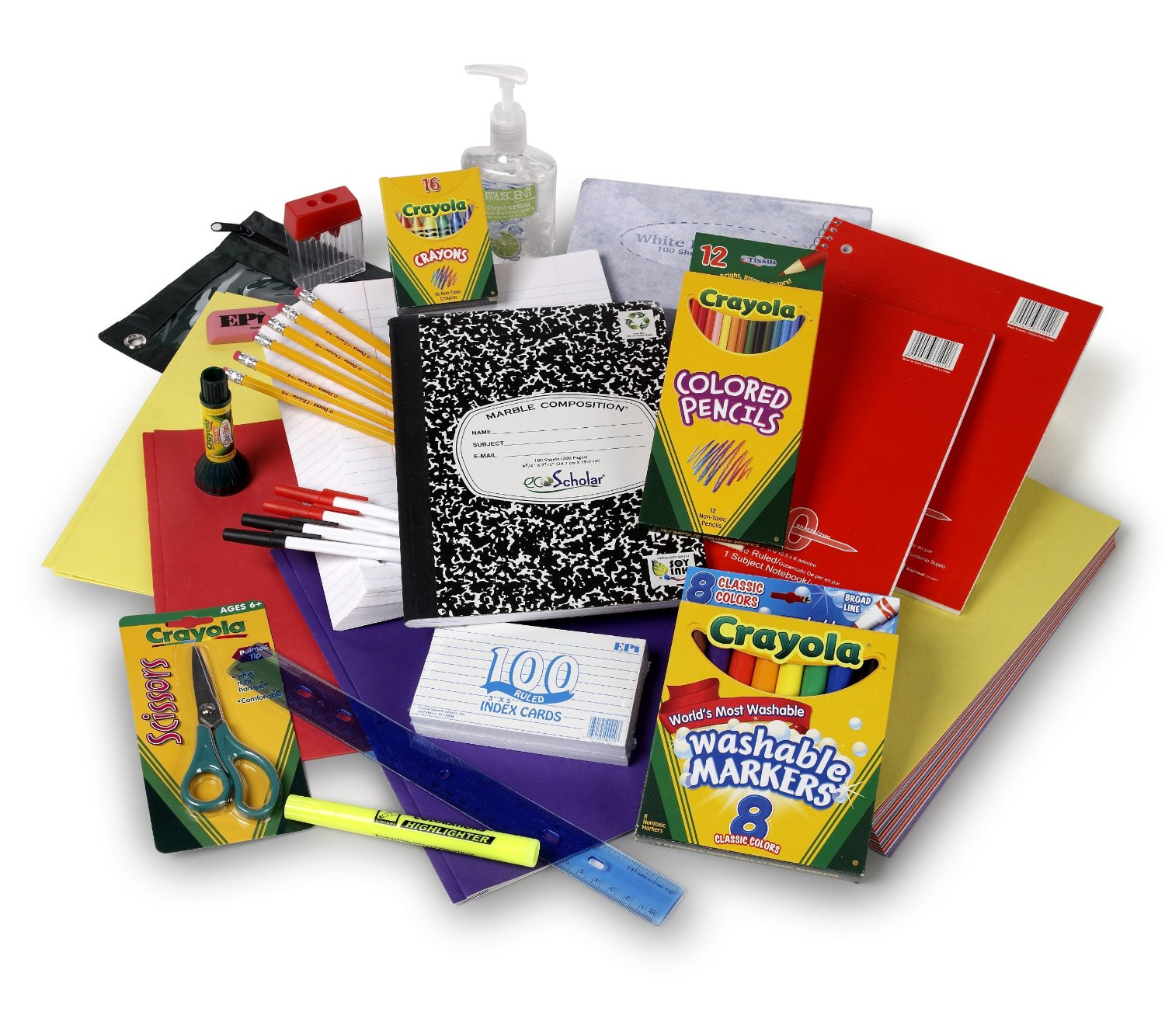 School Supply Drive for Forest Park