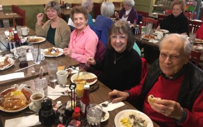 Senior Adult Luncheon is September 19